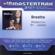 Breathe  [Music Download] -     By: Rebecca St. James