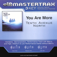 You Are More, Accompaniment CD   -     By: Tenth Avenue North