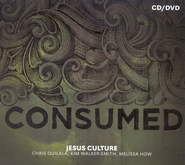 Consumed CD/DVD   -              By: Jesus Culture