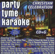 Party Tyme Karaoke: Christian Celebration (16 Track Version) CD   -
