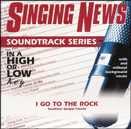 I Go To The Rock, Accompaniment CD   -