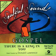 The King In You, Accompaniment CD   -     By: Donald Lawrence