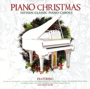 Piano Christmas CD   -     By: Various Artists