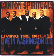 Live In Washington D.C.   -     By: Canton Spirituals