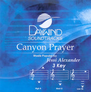Canyon Prayer, Accompaniment CD   -     By: Jessi Alexander