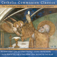 Catholic Communion Classics CD   -