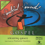 Amazing Grace, Accompaniment CD   -     By: Tramaine Hawkins