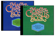 Master Chorus Book, Split-Channel 2-CD Set  -