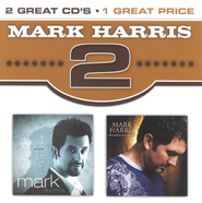 The Line Between the Two/Windows and Walls CD   -     By: Mark Harris