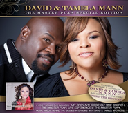 The Master Plan: Special Edition (2 CD's & DVD)   -     By: David Mann, Tamela Mann