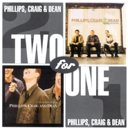 Let My Words Be Few/Restoration CD   -              By: Phillips Craig & Dean