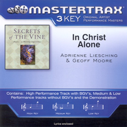 In Christ Alone (Key-D-Premiere Performance Plus w/ Background Vocals)  [Music Download] -     By: Adrienne Liesching