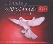Ultimate Worship Collection: The Very Best Of Modern Worship,  Deluxe 3-CD Set  -