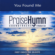 You Found Me, Accompaniment CD   -              By: Big Daddy Weave