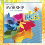 iWorship Kids 4 CD   -