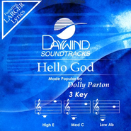 Hello God, Accompaniment CD   -     By: Dolly Parton