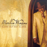 Alone But Not Alone CD   -     By: Marvin Winans
