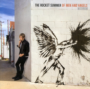 Of Men And Angels CD   -     By: The Rocket Summer