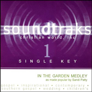 In The Garden Medley (Single Key), Accompaniment CD   -     By: Sandi Patty