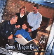I Have A Prayer: Remembering Anna... CD   -     By: The Chuck Wagon Gang