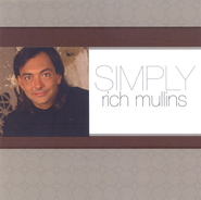 Simply Rich Mullins CD   -     By: Rich Mullins