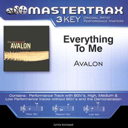 Everything To Me (Key-Db/E/F/Ab/B-Premiere Performance Plus)  [Music Download] -     By: Avalon