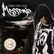 Take The City CD   -     By: Messenja