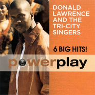 Power Play: Donald Lawrence & the Tri-City Singers CD   -              By: Donald Lawrence, The Tri-City Singers