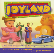 Joyland, Stereo CD  -              By: Pam Andrews, John Devries