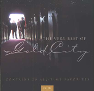 The Very Best of Gold City CD   -     By: Gold City
