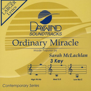 Ordinary Miracle, Accompaniment CD   -     By: Sarah McLaughlin