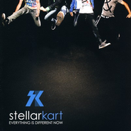 Everything Is Different Now CD   -     By: Stellar Kart