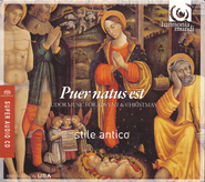 Puer Natus Est: Tudor Music for Advent & Christmas   -