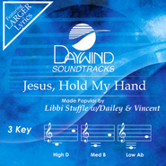 Jesus, Hold My Hand Acc, CD  -              By: Libbi Stuffle