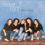 Heaven & Earth CD   -