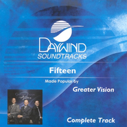 Fifteen, Complete CD Tracks   -     By: Greater Vision