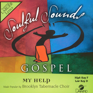 My Help Acc, CD  -              By: The Brooklyn Tabernacle Choir