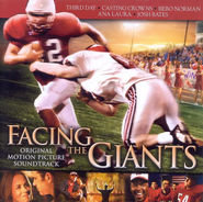 Facing the Giants Original Motion Picture Soundtrack CD  -              By: Various Artists