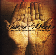 Artists In Adoration CD   -