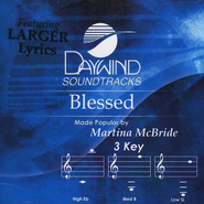 Blessed, Accompaniment CD   -     By: Martina McBride