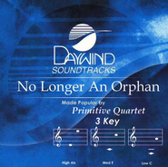 No Longer An Orphan, Accompaniment CD    -     By: The Primitive Quartet