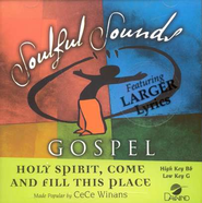 Holy Spirit, Come and Fill This Place, Accompaniment CD   -     By: CeCe Winans