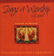 Songs 4 Worship en Español: Canta al Señor, CD   -     By: Various Artists