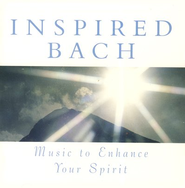 Inspired Bach, Compact Disc [CD]   -