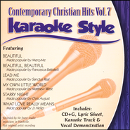Contemporary #7 Karaoke   -