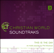 This Is The Day Acc, CD  -              By: Phil Wickham