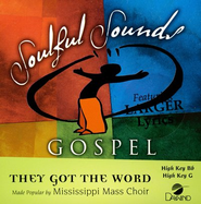 They Got The Word, Accompaniment CD   -     By: Mississippi Mass Choir
