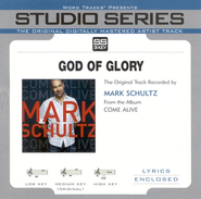God of Glory Accompaniment CD  -     By: Mark Schultz