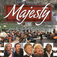 Majesty CD   -              By: The Gaithers