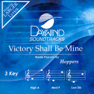 Victory Shall Be Mine, Accompaniment CD   -     By: The Hoppers